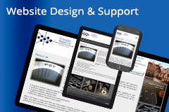 Affordable custom web design